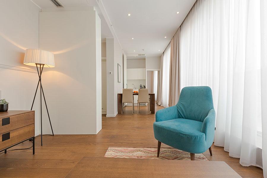 Möbler och design i retrostil
