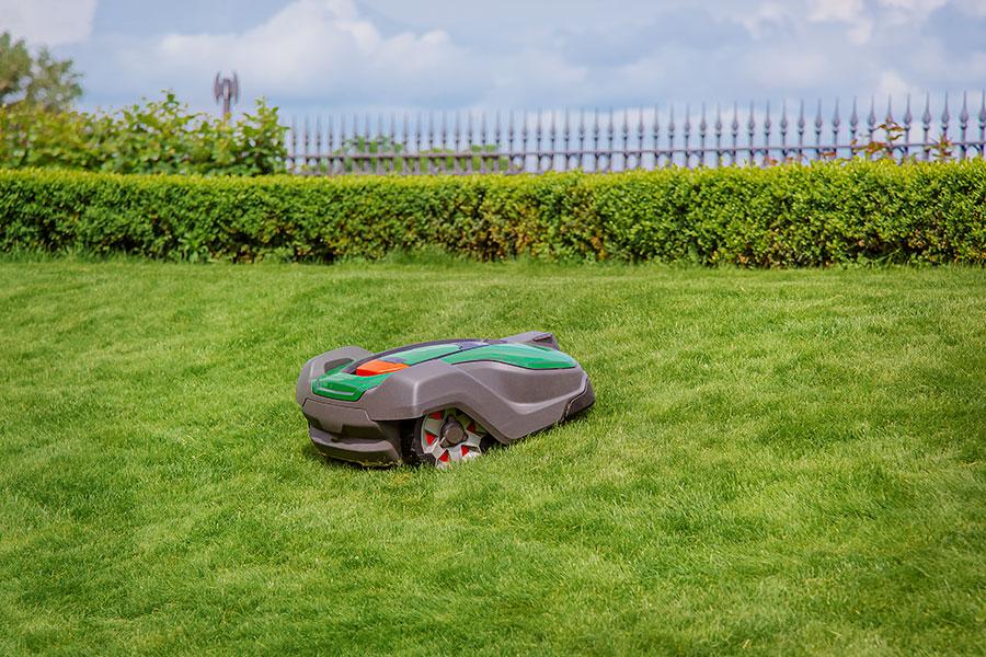 Bra robotgräsklippare som klarar kuperad terräng