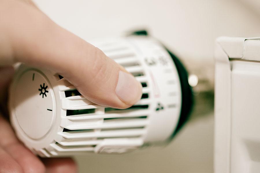 Termostat som sparar energi