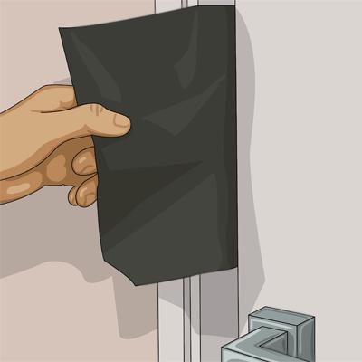 Ett karbonpapper kan visa vart dörren kärvar