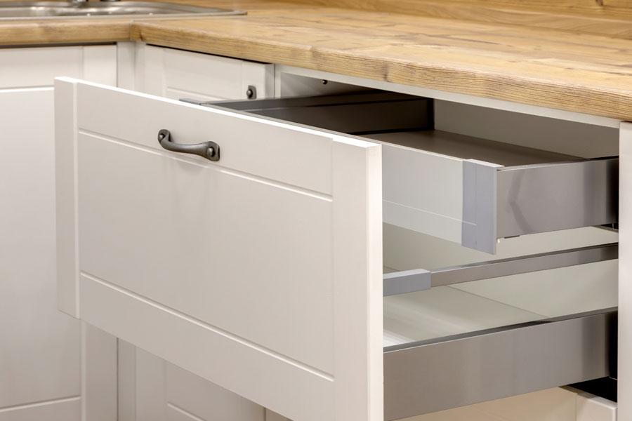 Placering och montering av kökshandtag