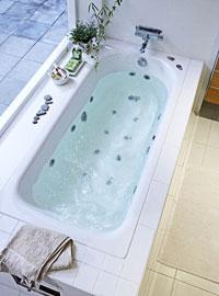 Massagebadkar