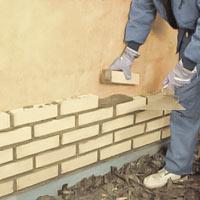 Trygga muren till sjätte skiftet