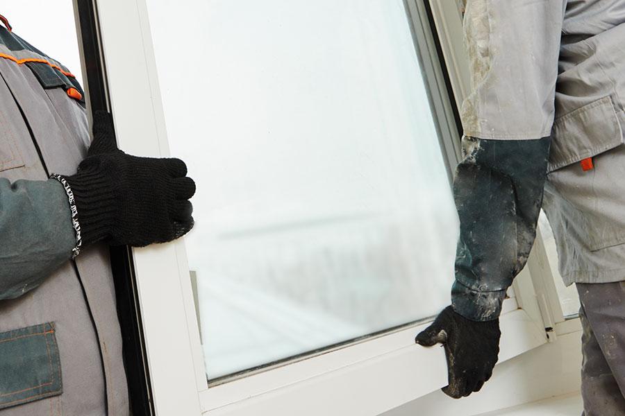 Byter fönster
