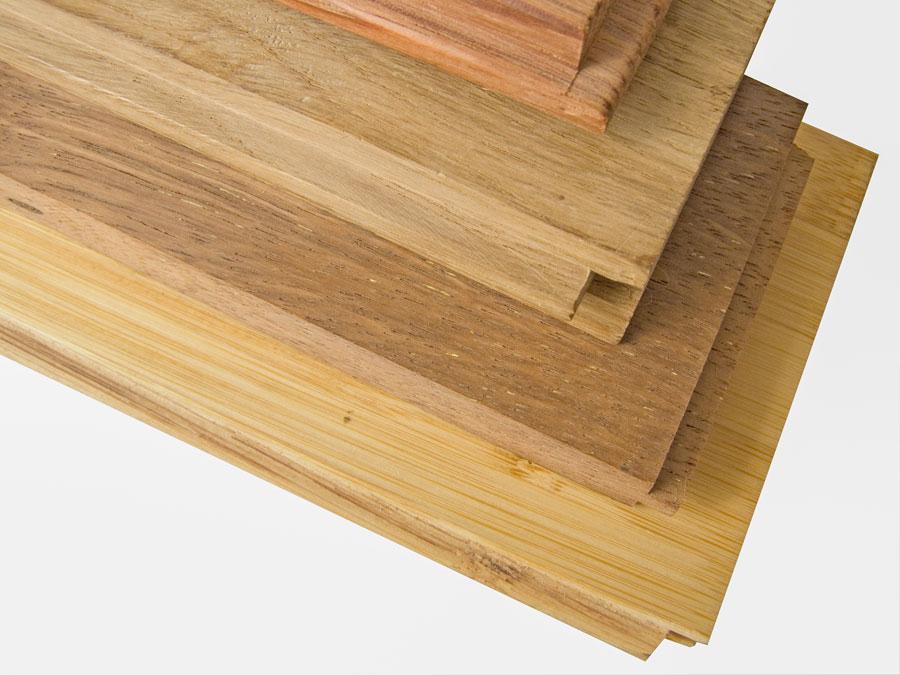 Egenskaper och olika kulörer på bambugolv