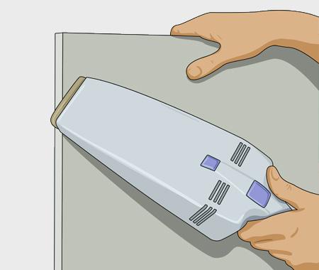 Måla om köksluckor. bild 6