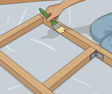 Stryk formolja så lossnar betongen lättare