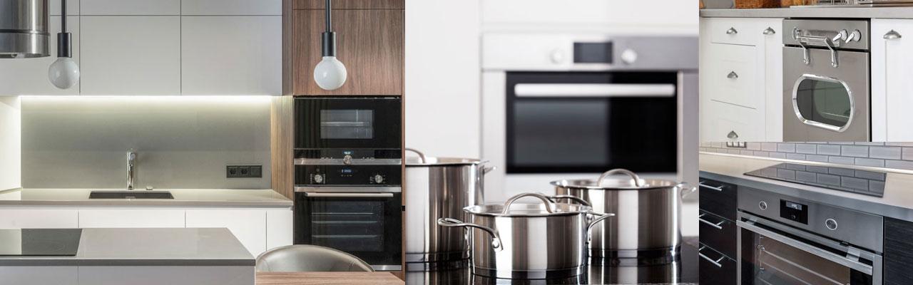 Om spis, spishäll och gasspis i kök