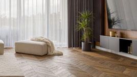 Tips om olika typer av golv i bostad