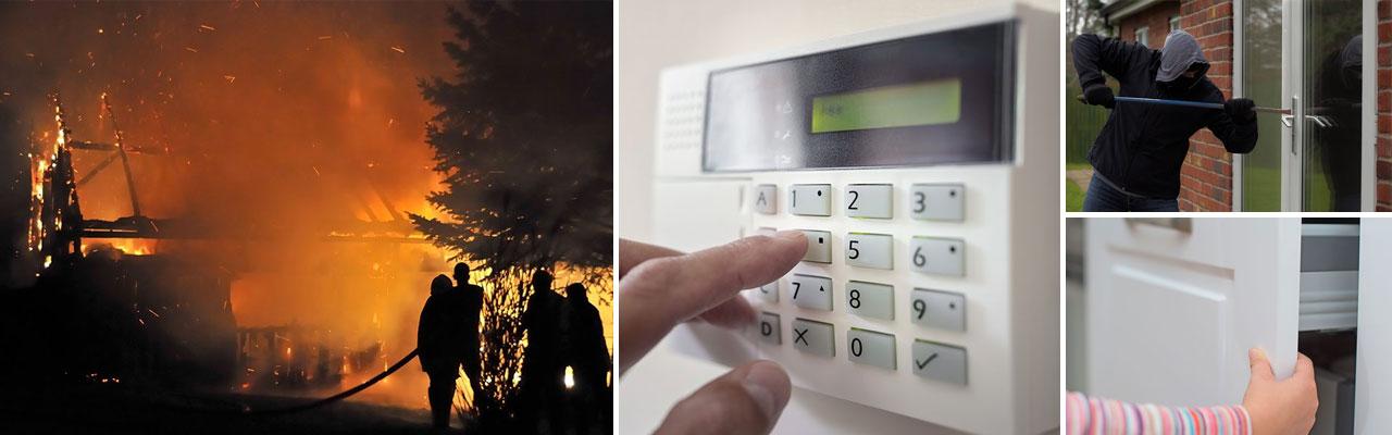 Tips om skydd och säkerhet i bostad