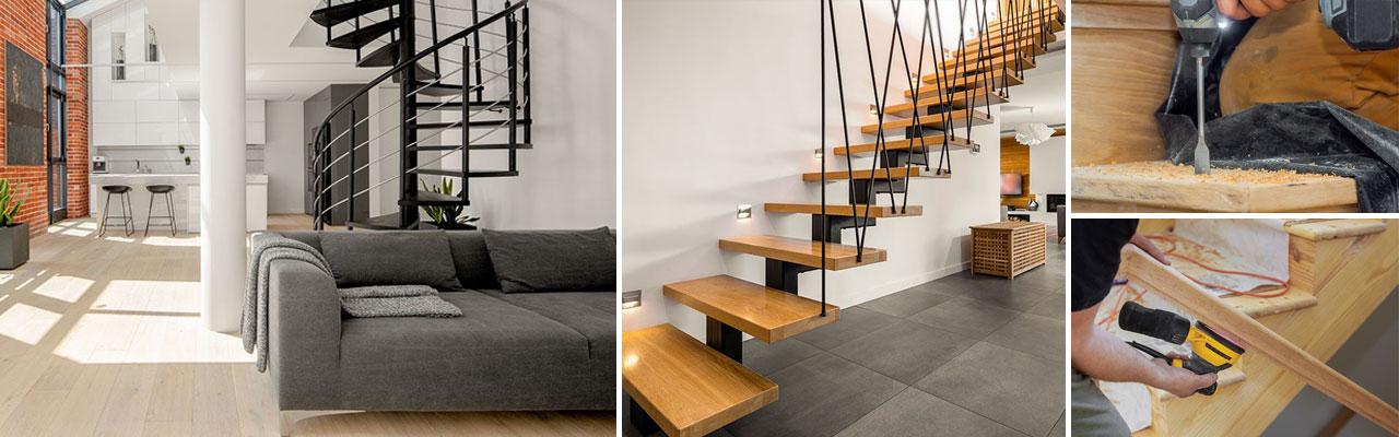 Tips om trappor inomhus och utomhus
