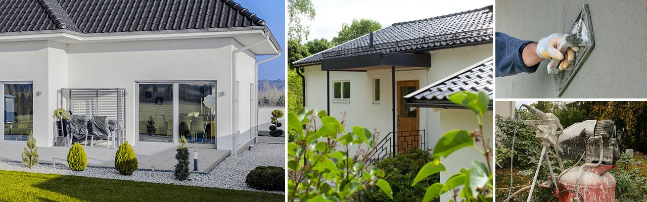 Tips om fasadputs och fasadunderhåll